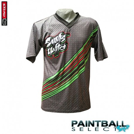 T shirt full sublimation Paintball Select Custom